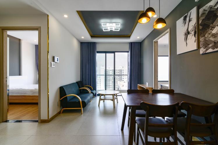 Bán căn hộ New City Thủ Thiêm 2PN, đầy đủ nội thất, view nội khu và Landmark 81