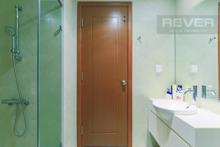 Phòng Tắm 2 Căn hộ Vinhomes Central Park tầng cao L2, 3 phòng ngủ, nội thất đầy đủ