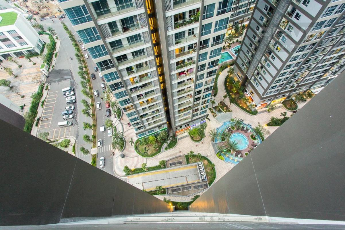 a22163769bf27dac24e3 Bán căn hộ Vinhomes Central Park 1PN, tháp Park 7, đầy đủ nội thất, view nội khu yên tĩnh