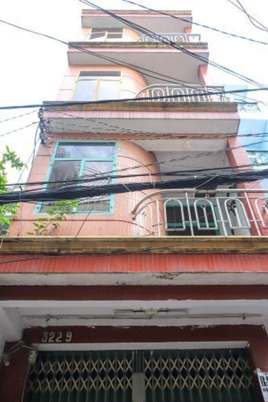 Mặt tiền Bán nhà phố đường nội bộ Minh Phụng, Quận 11, diện tích đất 72m2, sổ hồng chính chủ