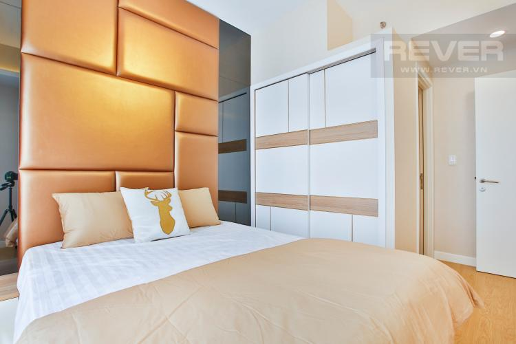 Phòng Ngủ 1 Căn hộ Masteri Thảo Điền 2 phòng ngủ tầng cao T2 hướng Đông Nam