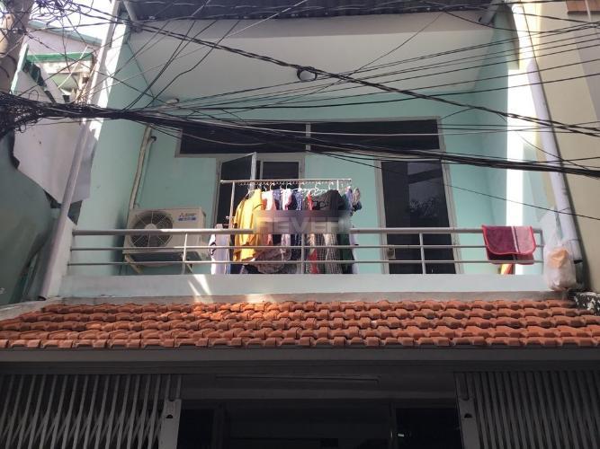 Mặt tiền nhà phố Nguyễn Xí, Bình Thạnh Nhà phố hướng Đông Nam hẻm xe hơi, khu dân cư an ninh.