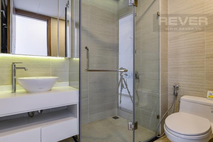 phòng tắm Căn góc Vinhomes Central Park tầng thấp Park 1 view toàn cảnh sông Sài Gòn
