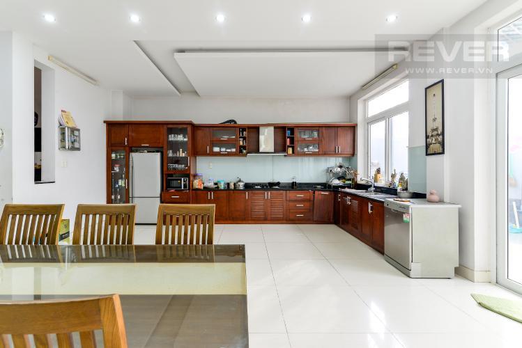 Bếp Cho thuê biệt thự đường số 37, phường An Khánh, Quận 2, đầy đủ nội thất, diện tích đất 182m2, cách đường Lương Định Của 600m