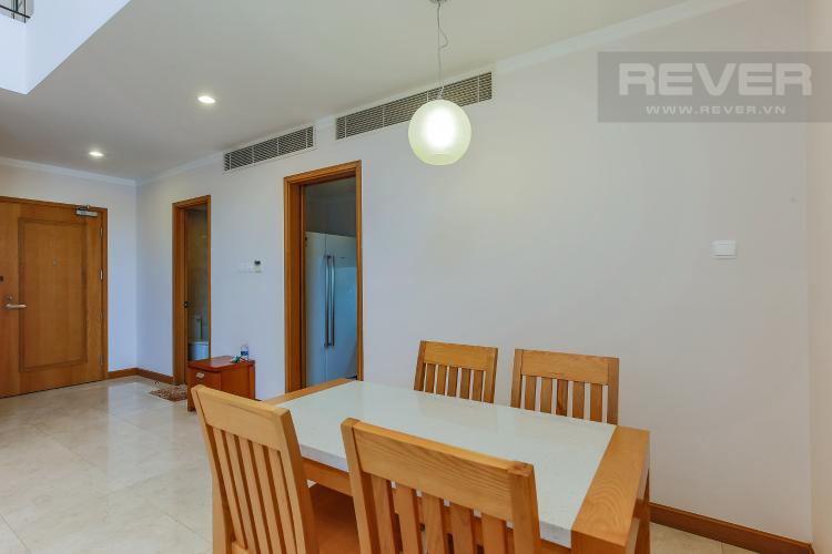 Bàn Ăn Duplex 1 phòng ngủ Saigon Pavillon nội thất đầy đủ