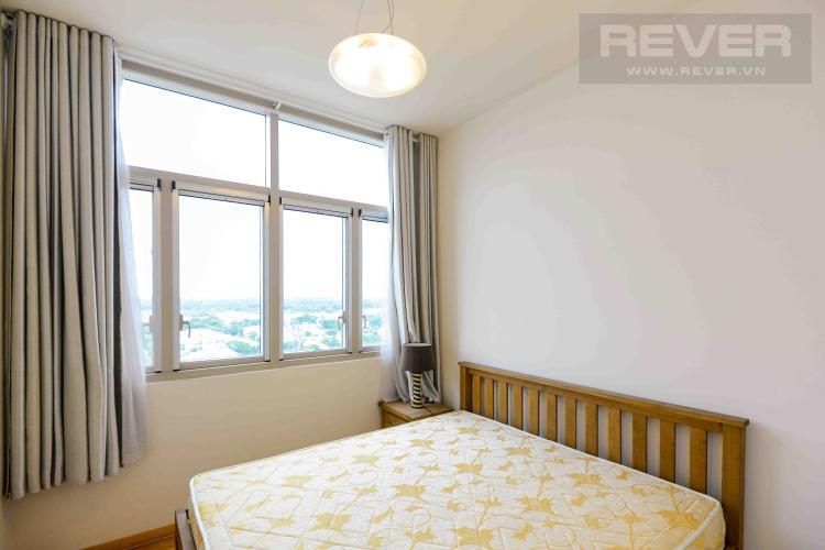 Phòng Ngủ 1 Bán căn hộ The Vista An Phú 2PN, tầng thấp, tháp T4, diện tích 102m2, đầy đủ nội thất