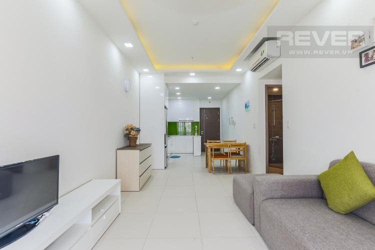 Phòng Khách Cho thuê căn hộ Lexington Residence 2PN, tầng cao, diện tích 70m2, đầy đủ nội thất