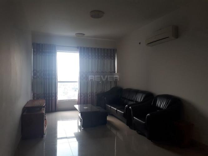 Phòng khách Celadon City, Tân Phú Căn hộ Celadon City tầng trung, hướng Đông, đầy đủ nội thất.