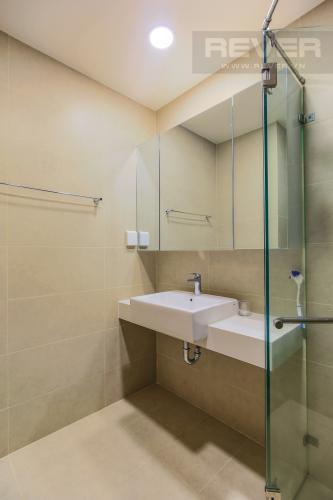 Phòng Tắm Cho thuê căn hộ Icon 56 tầng trung, 1PN đầy đủ nội thất