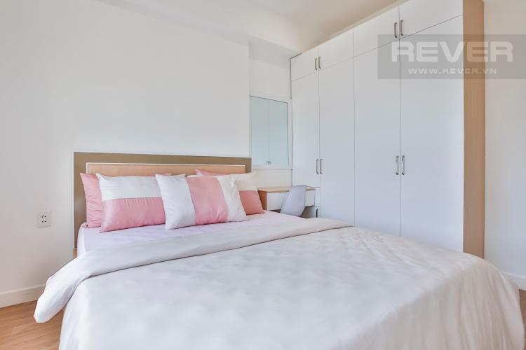 Phòng Ngủ 2 Căn hộ Masteri Thảo Điền 2 phòng ngủ tầng thấp T5 đầy đủ tiện nghi