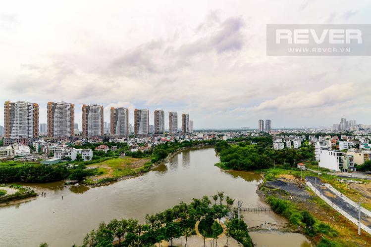 View Cho thuê căn hộ Diamond Island - Đảo Kim Cương 2PN, tháp Canary, đầy đủ nội thất, view sông mát mẻ