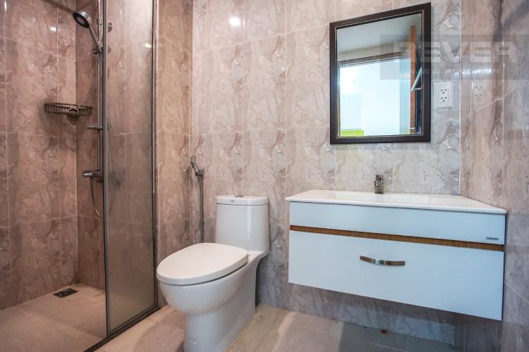Phòng Tắm Cho thuê căn hộ officetel Lexington Residence 1PN, tầng thấp, view công viên nội khu