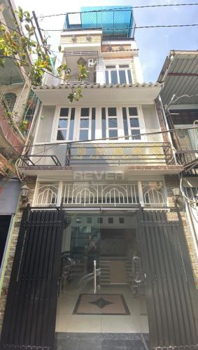 Nhà phố hẻm đường Tôn Thất Thuyết, diện tích 3.2m x7m
