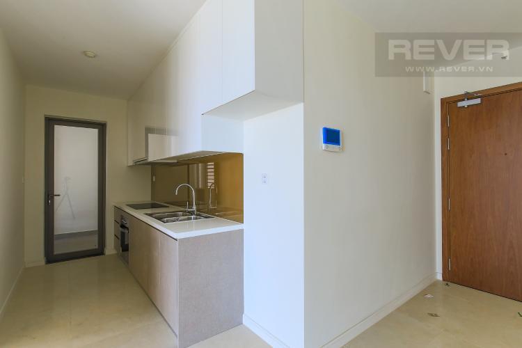 Phòng Bếp Bán căn hộ Masteri Millennium tầng cao, 2PN, có ban công rộng rãi