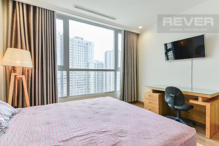 Phòng Ngủ 1 Căn hộ Vinhomes Central Park 2 phòng ngủ tầng cao C3 view nội khu