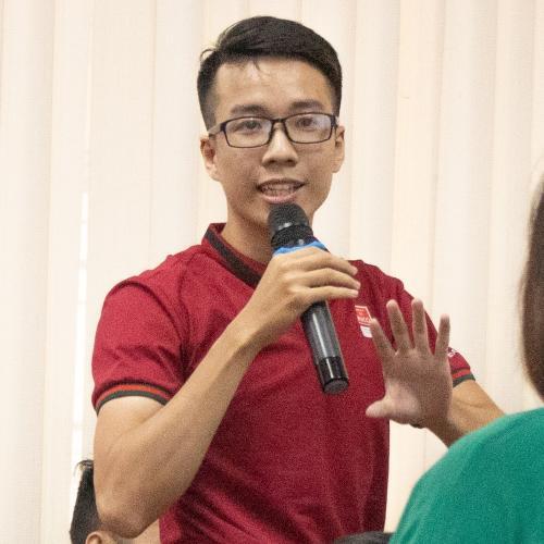Lương Khang Huy Sales Executive