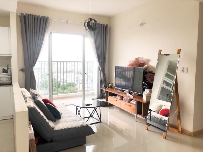 Căn hộ Jamona City nội thất đầy đủ, view thành phố thoáng mát.