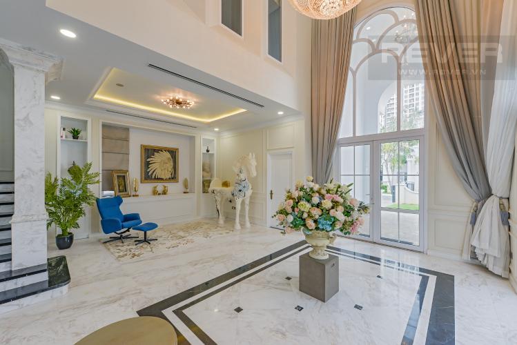 Phòng Khách Bán biệt thự Venica 437.5m2 4PN 4WC, nội thất hạng sang, view nội khu
