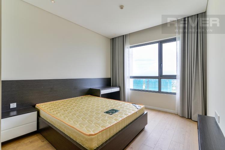 Phòng Ngủ 2 Cho thuê căn hộ Diamond Island - Đảo Kim Cương 2PN, tháp Maldives, đầy đủ nội thất, view sông thoáng mát