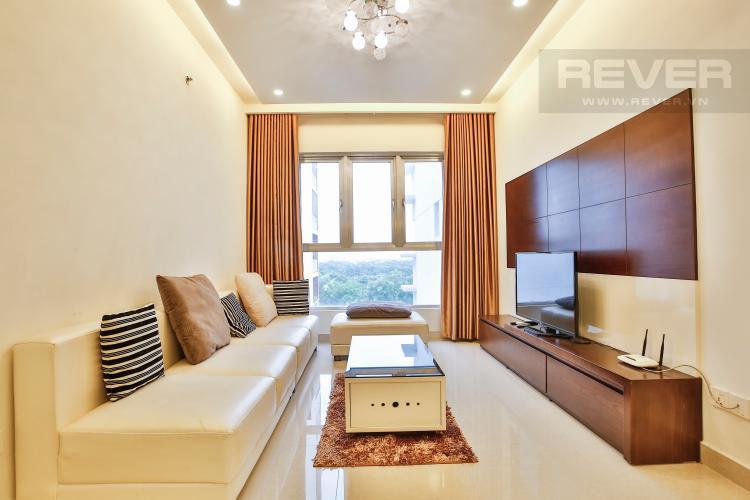 Phòng Khách Căn hộ Celadon City tầng cao 2 phòng ngủ đầy đủ nội thất