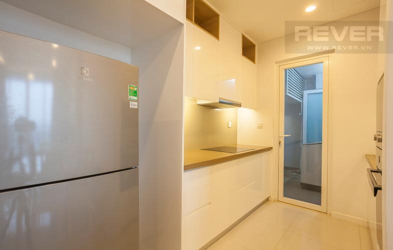 Nhà Bếp Căn hộ Sarimi Sala Đại Quang Minh 2 phòng ngủ tầng thấp A1