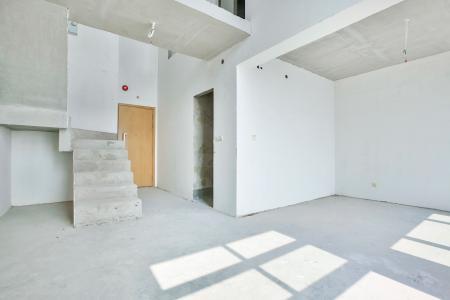 Duplex Vista Verde 2 phòng ngủ tầng thấp tòa T1 giao thô
