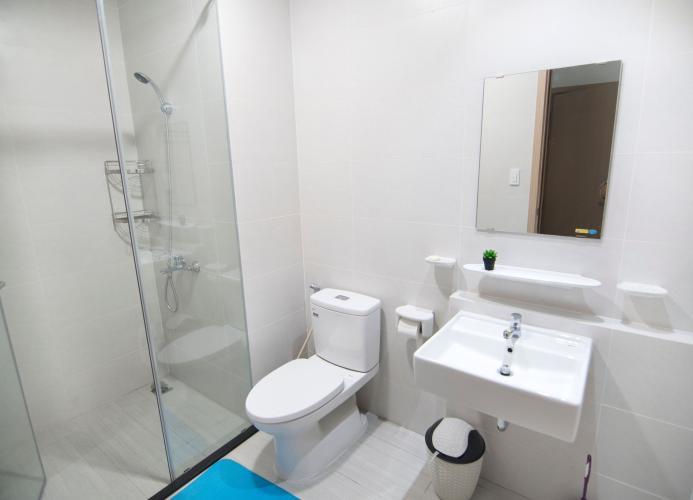 Phòng tắm Jamila Khang Điền, Quận 9 Căn hộ Jamila Khang Điền tầng cao, ban công hướng Tây Bắc.