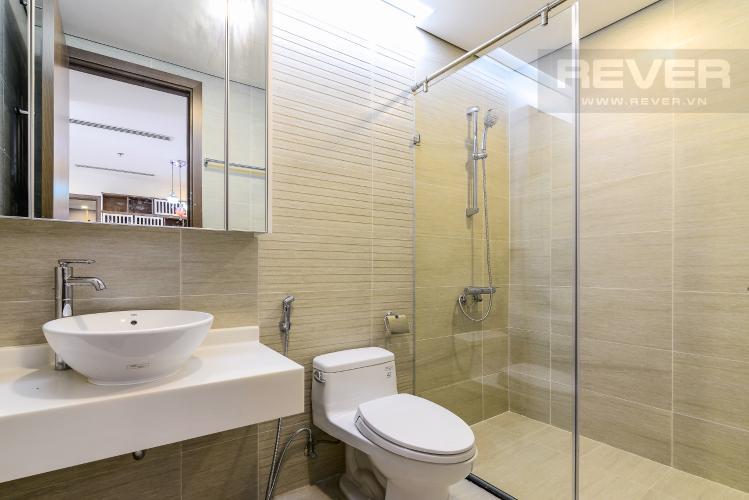 Phòng Tắm 1 Căn hộ Vinhomes Central Park 3 phòng ngủ tầng trung P7 view hồ bơi