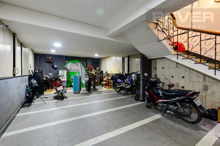 Hầm Để Xe Cho thuê nhà phố 5 tầng, tọa lạc trên đường số 33, Phường Bình An, Quận 2