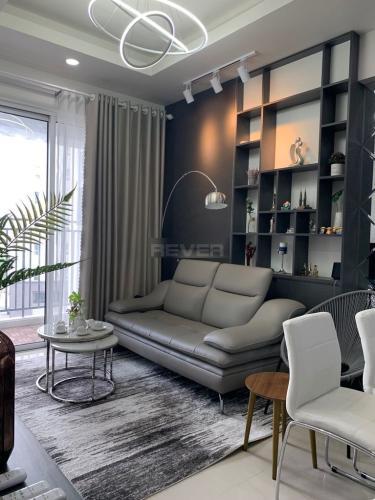 Căn hộ RichStar đầy đủ nội thất, view đón gió và ánh sáng.