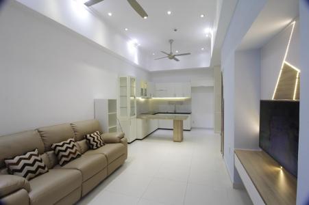 Bán căn hộ 2 phòng ngủ Icon 56 - Bến Vân Đồn, diện tích 76m2, đầy đủ nội thất