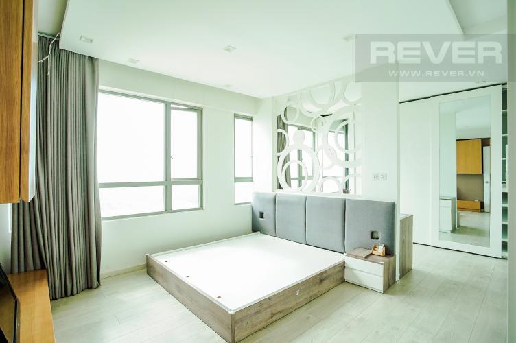 Phòng Ngủ 1 Cho thuê căn hộ Riviera Point 2PN, tầng cao, đầy đủ nội thất, view sông thoáng mát