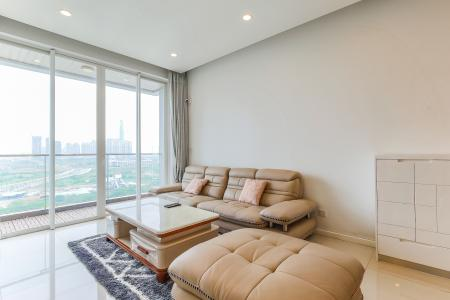 Cho thuê căn hộ Sarimi Sala Đại Quang Minh 3 phòng ngủ, đầy đủ nội thất, view Landmark 81