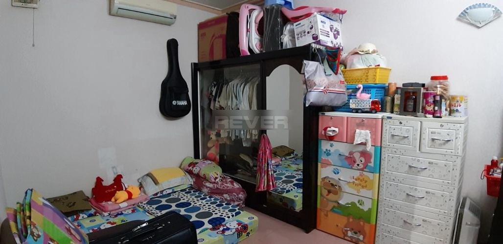Phòng ngủ chung cư Trần Nhân Tôn Chung cư 1 phòng ngủ Quận 5, trung tâm thành phố.