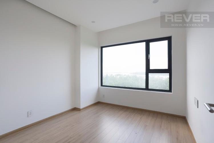 Phòng Ngủ 1 Căn hộ New City Thủ Thiêm tầng thấp, tháp Bali, 3 phòng ngủ, nhà trống, view nội khu