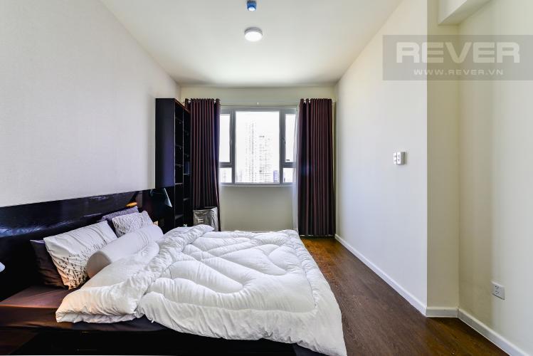 Phòng Ngủ Căn hộ The Park Residence 2 phòng ngủ tầng cao B2 nội thất đầy đủ