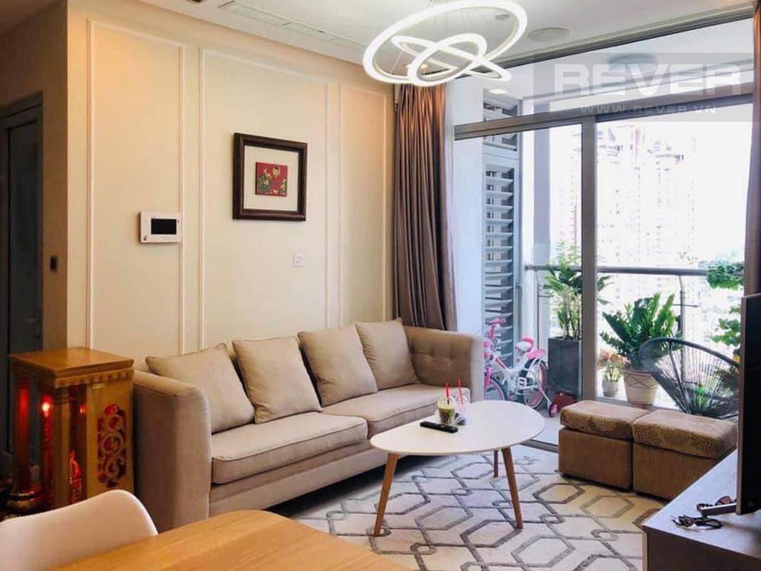 d76f8e11f58b13d54a9a Bán căn hộ Vinhomes Central Park 2 phòng ngủ, tháp Park 6, đầy đủ nội thất