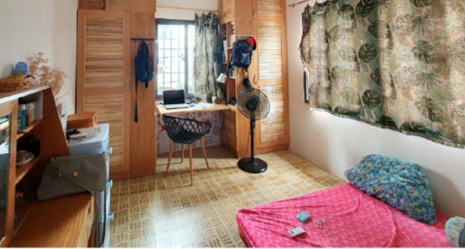 Phòng ngủ căn hộ Trần Kế Xương Căn hộ chung cư Trần Kế Xương tầng thấp hướng cửa Đông Nam.