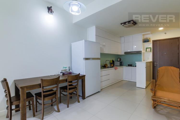 Phòng Bếp Cho thuê căn hộ Lexington Residence 2PN, tầng cao, tháp LC, đầy đủ nội thất