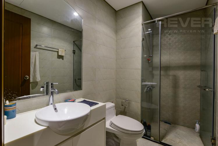 Phòng tắm 2 Cho thuê căn hộ Vinhomes Central Park tầng trung, tháp Landmark 2, đầy đủ nội thất