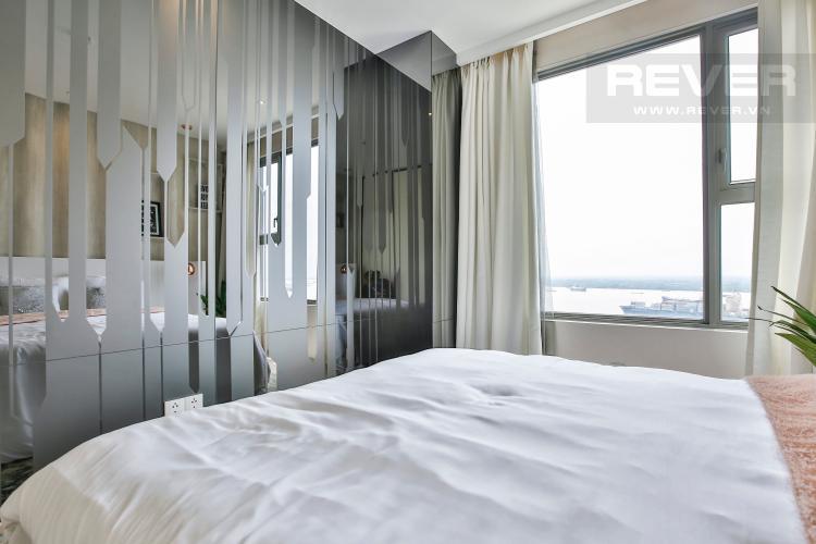 Phòng Ngủ 2 Căn hộ An Gia Riverside 2 phòng ngủ, view sông trực diện
