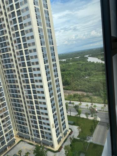 View Vinhomes Grand Park Quận 9 Căn hộ Vinhomes Grand Park view nội khu thoáng mát, tầng 17.