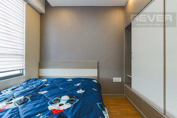 Phòng Ngủ 2 Căn hộ The Gold View 2 phòng ngủ tầng cao tháp B nội thất có sẵn