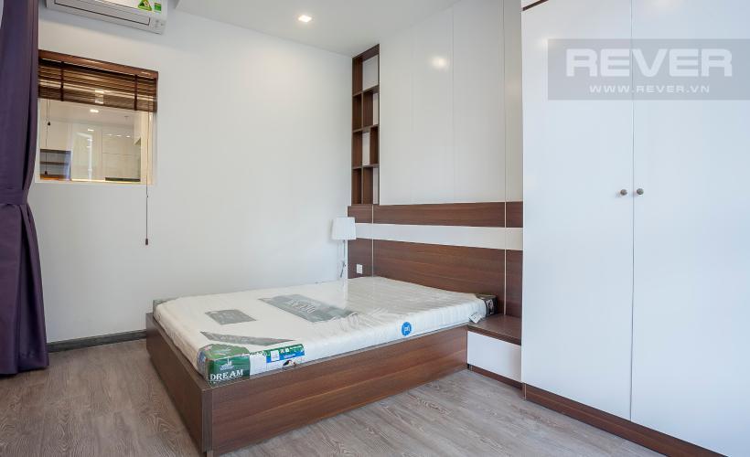 Phòng Ngủ 1 Duplex 2 phòng ngủ Vista Verde tầng thấp T2 đầy đủ nội thất