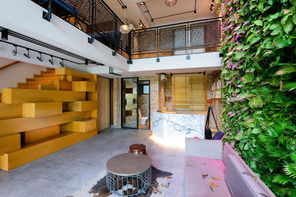 23502cabba325d6c0423 Bán shophouse D2Eight 3 phòng ngủ, tầng 8, diện tích 144m2, đầy đủ nội thất, thiêt kế thông tầng