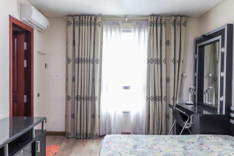 Phòng Ngủ 2 Cho thuê căn hộ The Lancaster 2PN, tầng thấp, đầy đủ nội thất, hướng Bắc