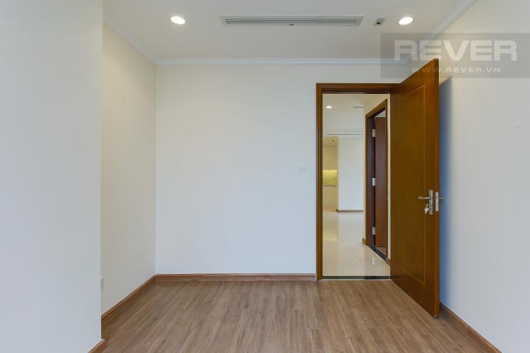 Phòng Ngủ 3 Căn góc Vinhomes Central Park tầng cao Landmark 3 nội thất cơ bản