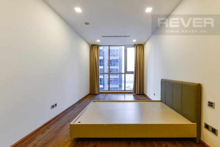 Phòng ngủ 2 Căn hộ Vinhomes Central Park 3 phòng ngủ tầng trung P6 view sông