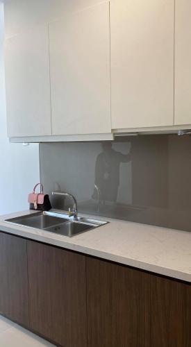 Phòng bếp Central Premium, Quận 8 Căn hộ Office-tel Central Premium tầng trung, đón view thành phố.