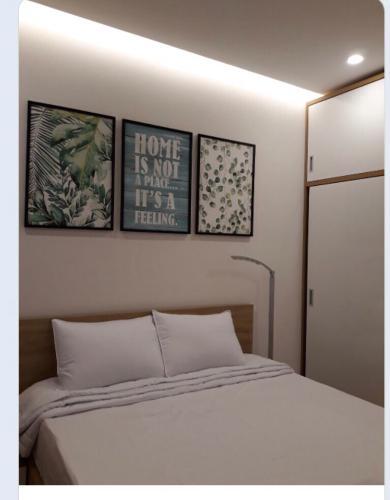 Phòng ngủ căn hộ New City Thủ Thiêm Căn hộ New City Thủ Thiêm, diện tích 69.74m2, gồm 2 phòng ngủ, nội thất cơ bản.
